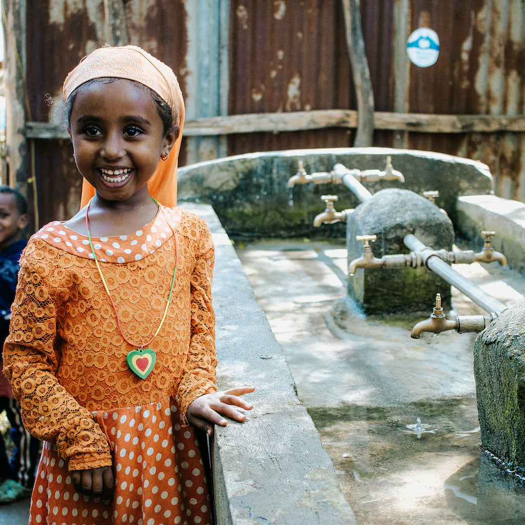 Clean Water, Sanitation and Hygiene – WASH Projects in developing countries