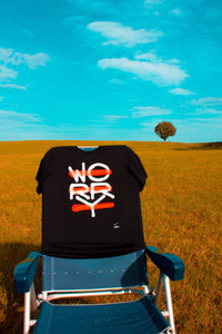 Worry T-Shirt by Kosmar