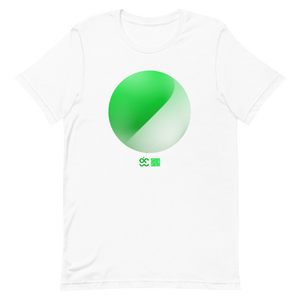 Perlin Noise 4 Circular T-Shirt by Generated Simplicity