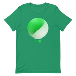 Load image into Gallery viewer, Perlin Noise 4 Circular T-Shirt by Generated Simplicity