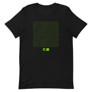 ASCII Dance Green