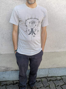 SKINSINK Irata T-Shirt, Size S, worn by Mike (Size: 168cm)