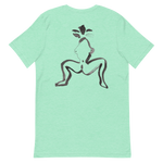 Load image into Gallery viewer, Leaf Lady T-Shirt by Cristina Vives