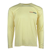 TFO Micro Mens L/S - Yellow
