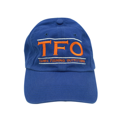 TFO Royal Blue Dad Cap