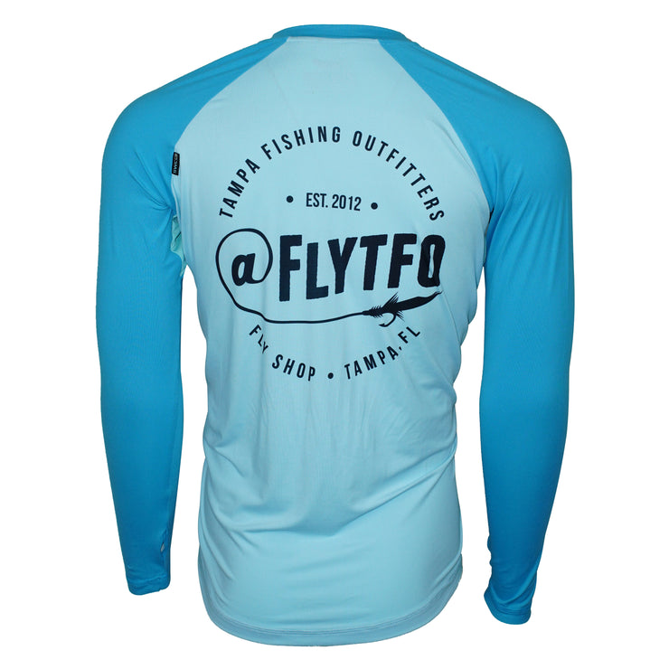 Fly TFO Ice Blue/Blue Horizon (SWC)