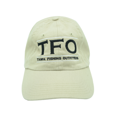 TFO Tan Dad Cap