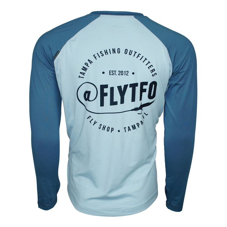 Fly TFO Illusion Blue/Flint Stone (SWC)