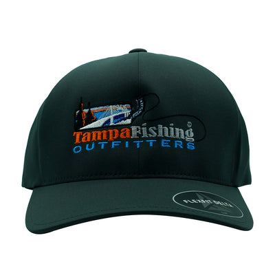 TFO Dark Grey Embroidered TFO Logo Hat