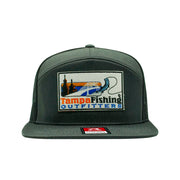 TFO Dark Grey Patch Hat