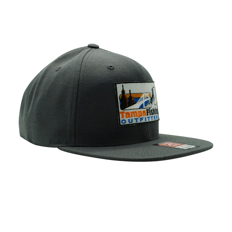 TFO Grey Patch Hat