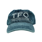 TFO Denim Dad Cap
