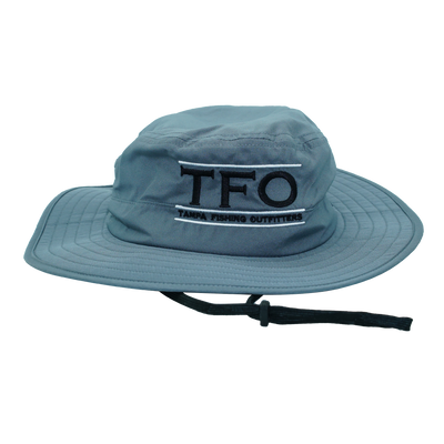TFO Grey Bucket Hat