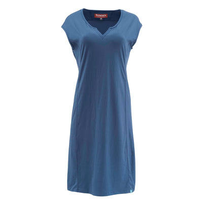 Simms Drifter Dress Dark Blue
