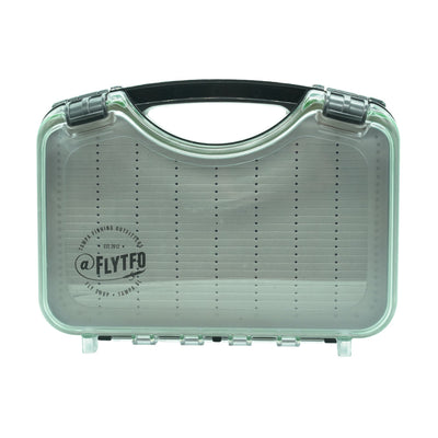 TFO Signature Green Fly Box