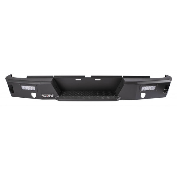 AR1 Rear Bar - Ford Ranger 2012 - 2019 (PXI,PXII,PXIII)