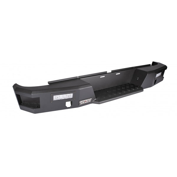AR1 Rear Bar - Toyota Hilux 2015 - 2019 (N80)
