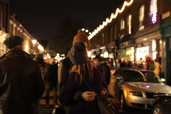 Columbia Road Christmas Shopping Wednesdays