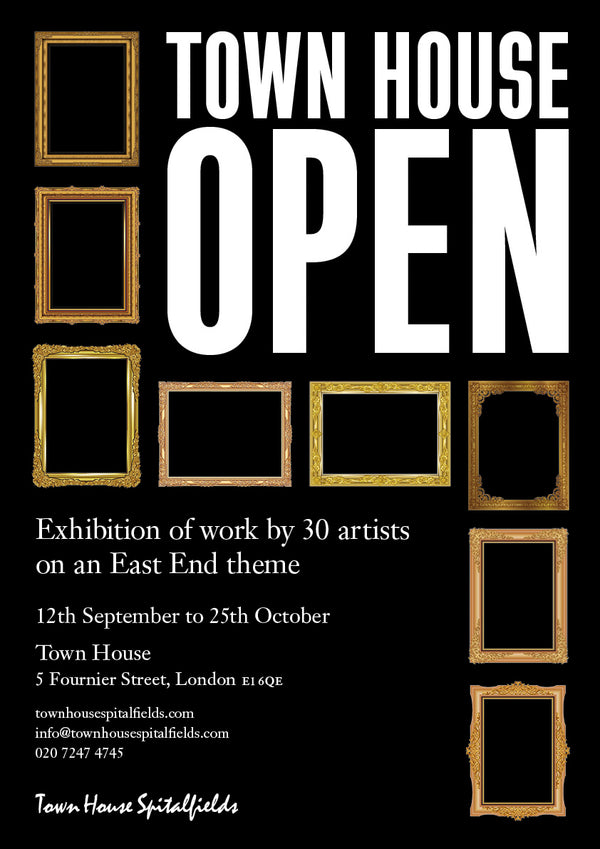 Open House at Town House Spitalfields