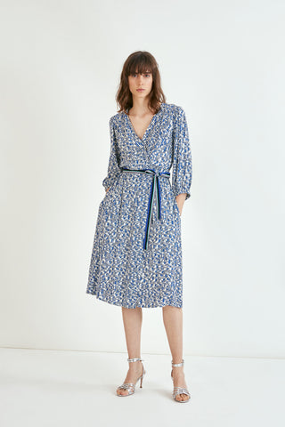 Suncoo Wrap Dress