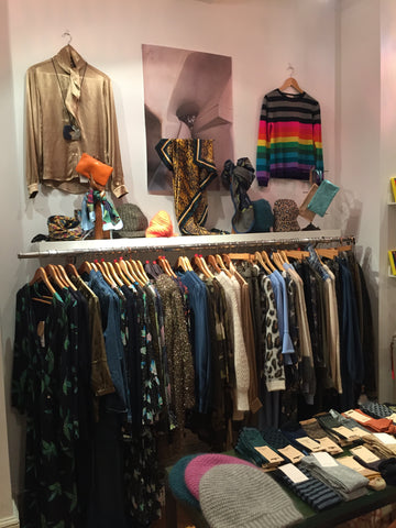 Precious Boutique Interior AW19 Columbia Road East London