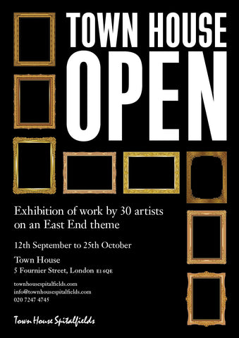Open House Art Exhibition at Town House Spitalfields