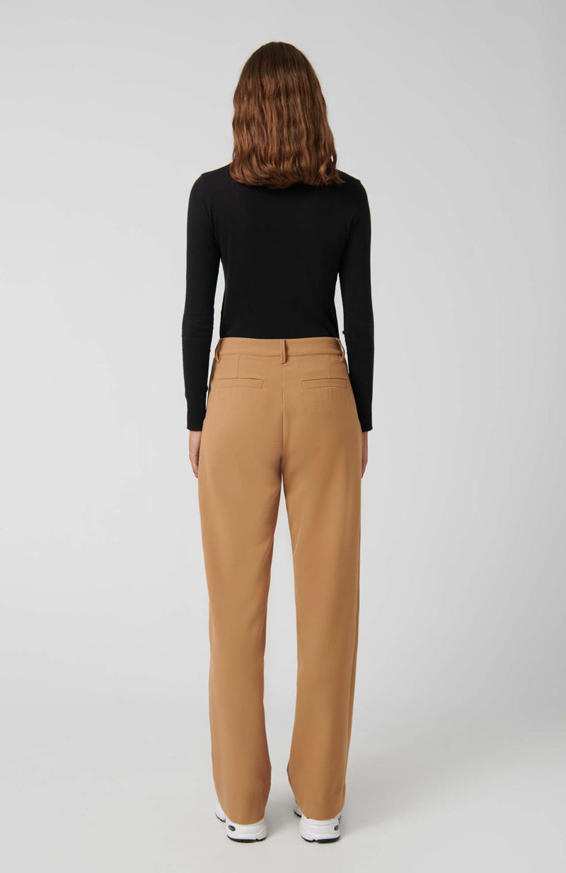 Lan Camel Trousers