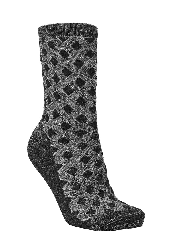 Delilah Diamond Sock