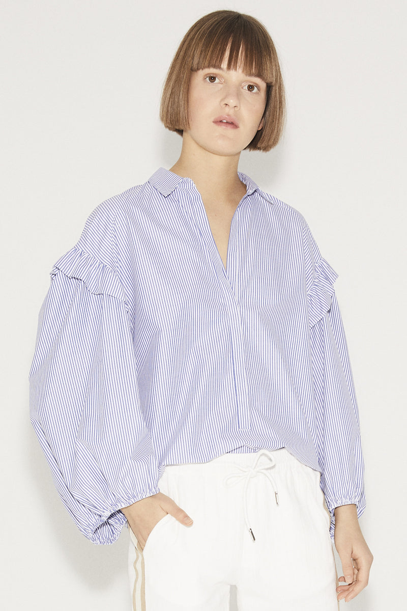Munthe Denise Striped Shirt