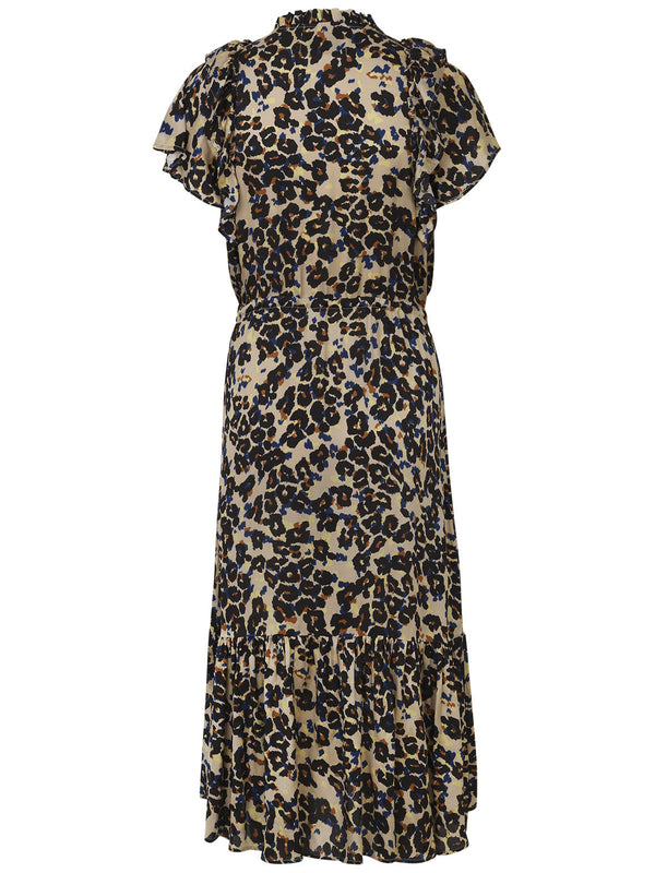 Munthe Duff Animal Print Dress