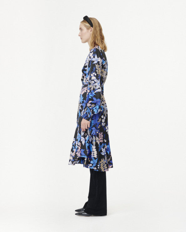 Jamie Floral Wrap Dress