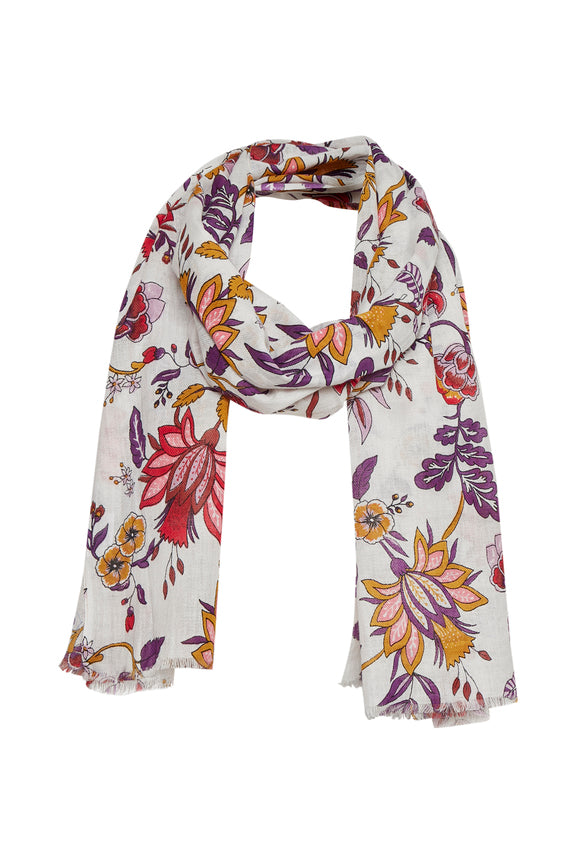 Part Two Rainey Floral Scarf