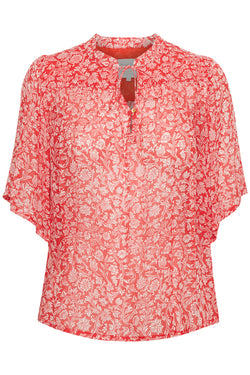 Part Two Shana Floral Blouse