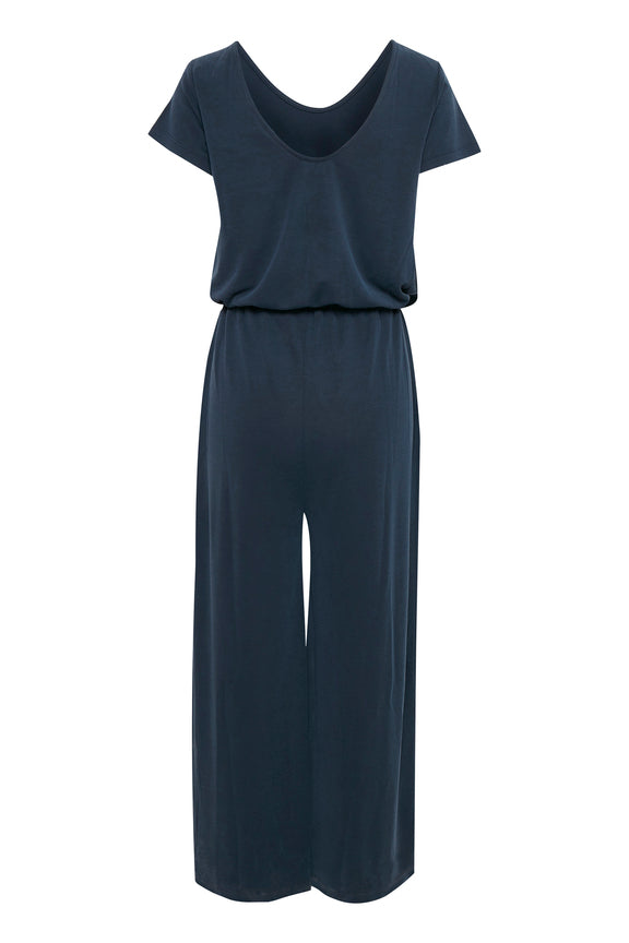 Part Two Sedona Navy Jumpsuit