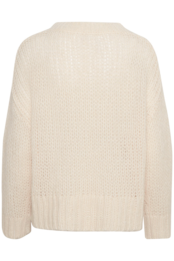 Part Two Tenley Cream Crew Neck Sweater