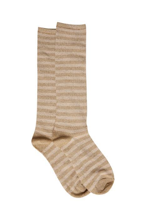 Part Two Gold Vandessa Sock