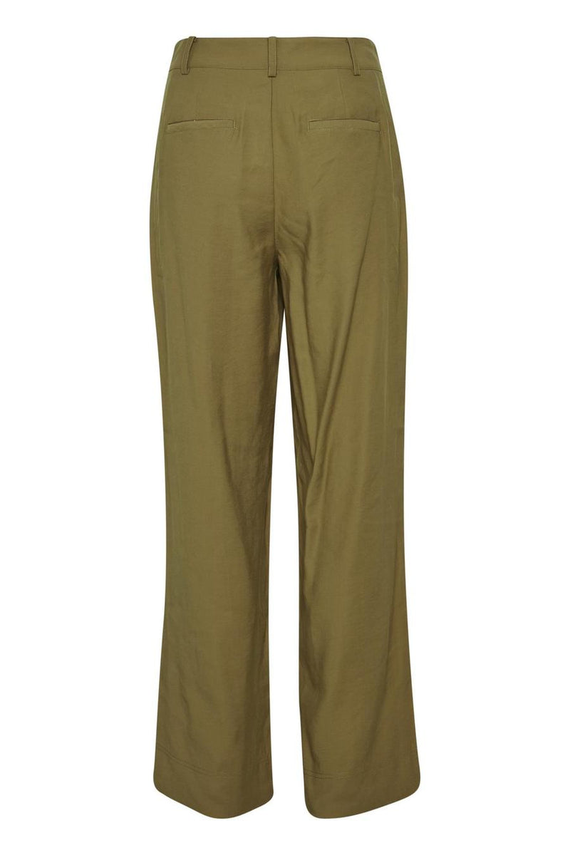 Part Two Belmas high waisted soft trousers