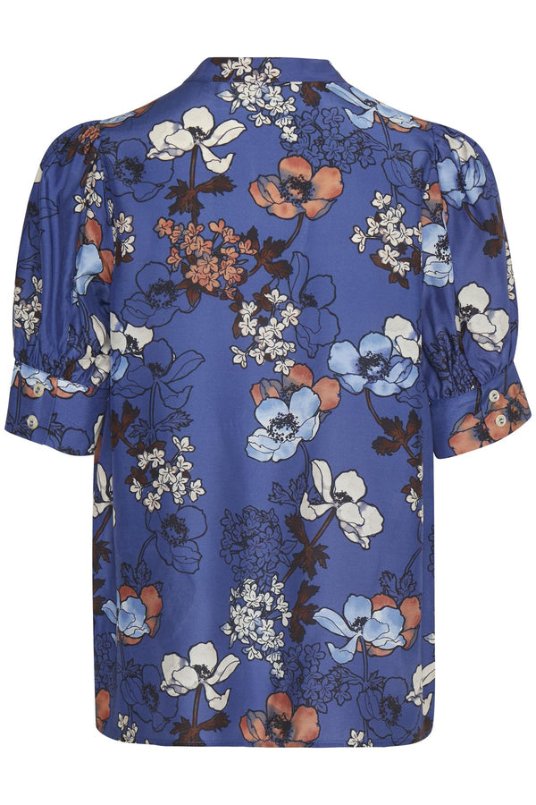 Part Two Dona Floral Print Blouse