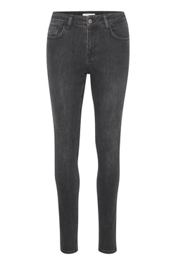 Part Two Alice Washed Black Skinny Jean.
