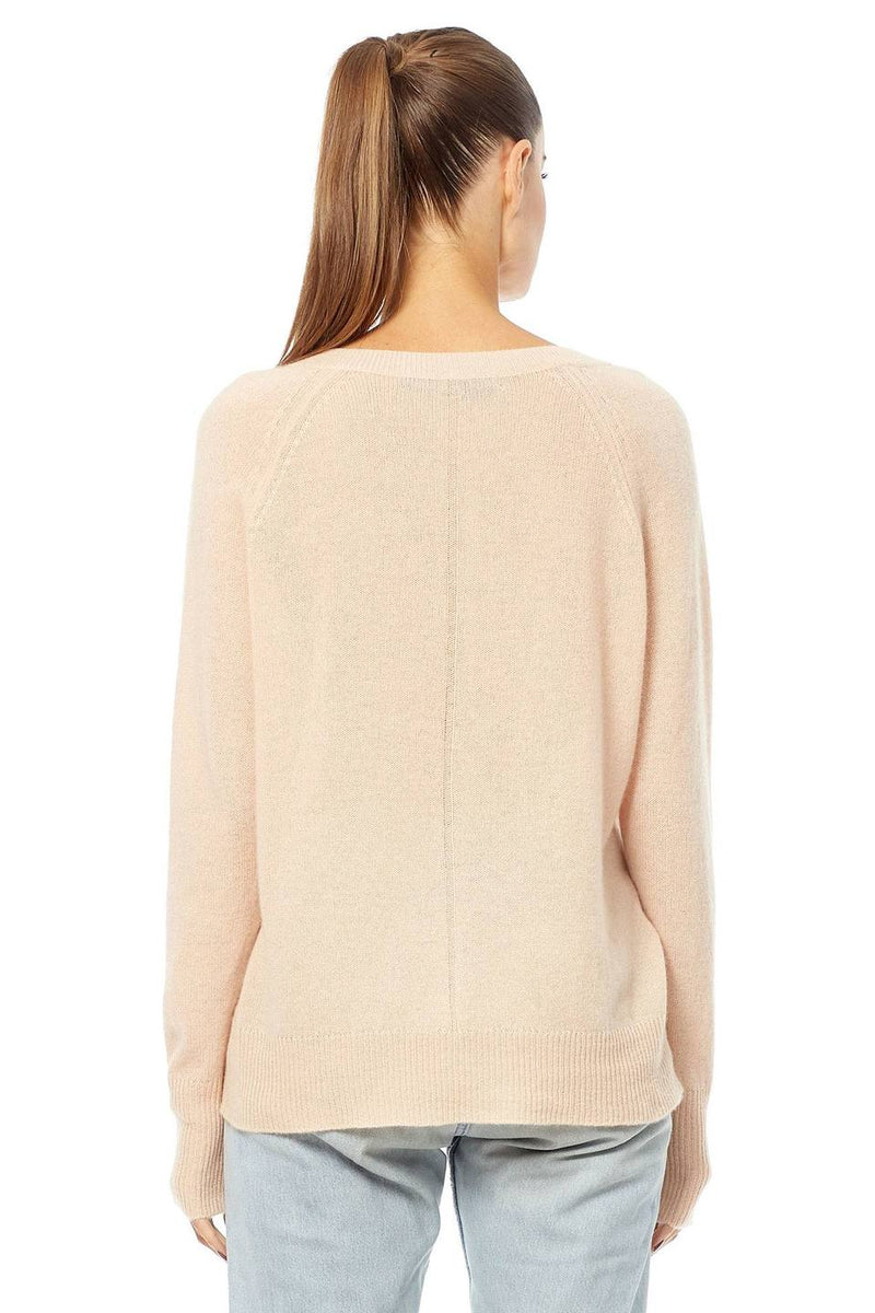 Nevaeh Vee Neck Sweater