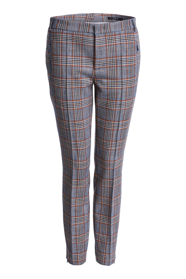 Set Prince of Wales Check Trousers