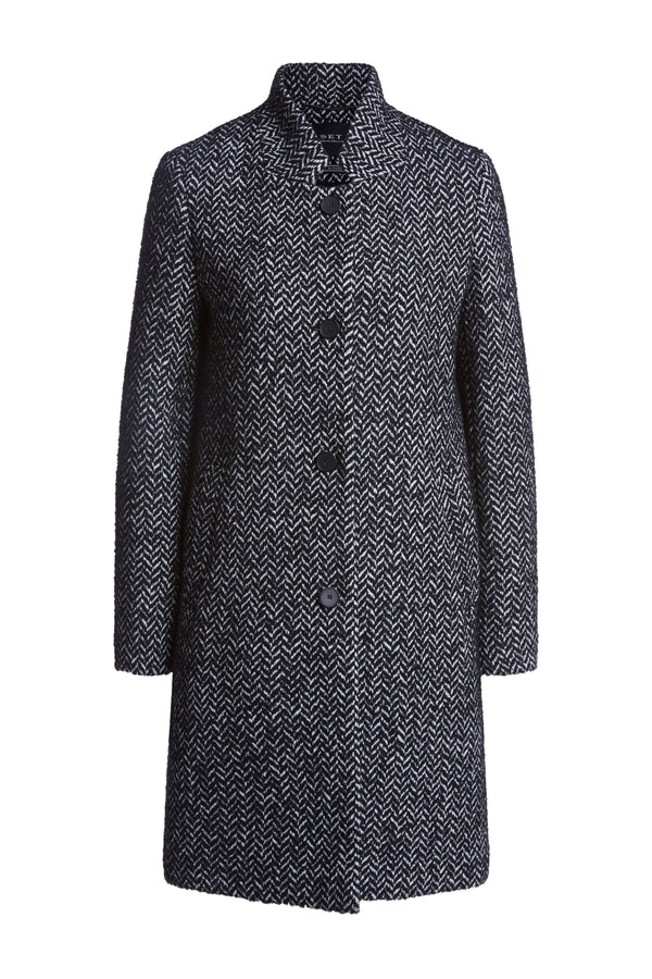 Set Tweed SB Coat