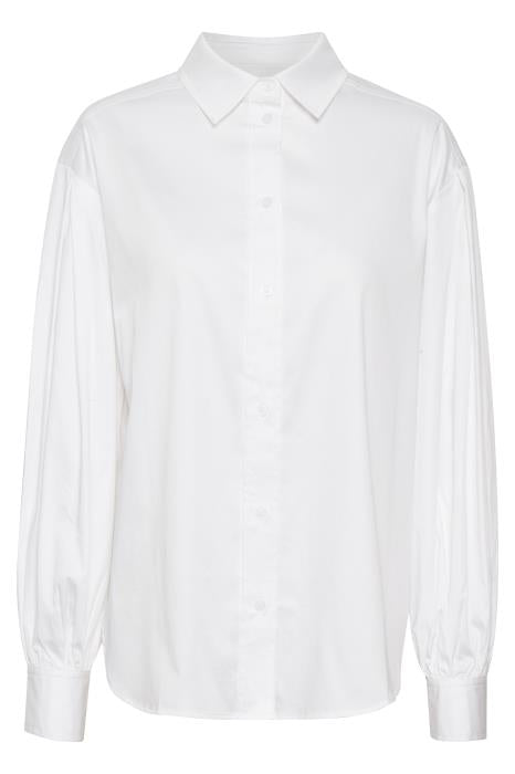Part Two Gya Cotton Shirt in White