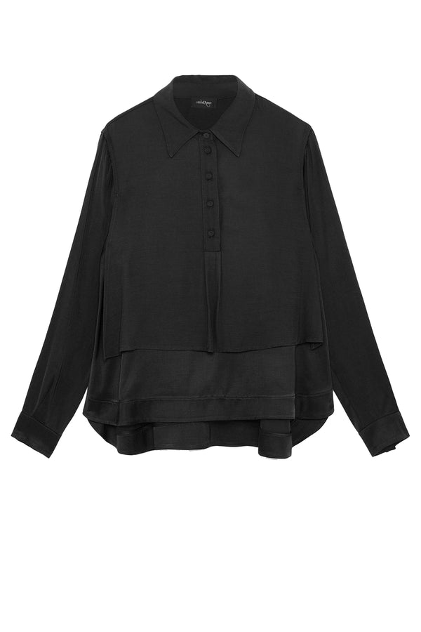 Ottodame Black Shirt