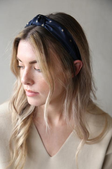 Tutti & Co Solstice Slim Knot Headband