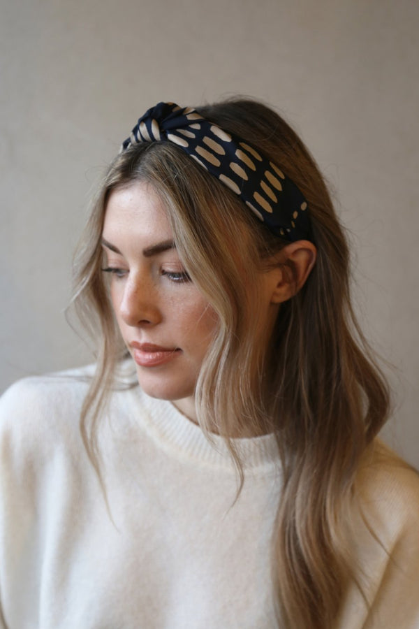 Tutti & Co Imperial Knot Headband