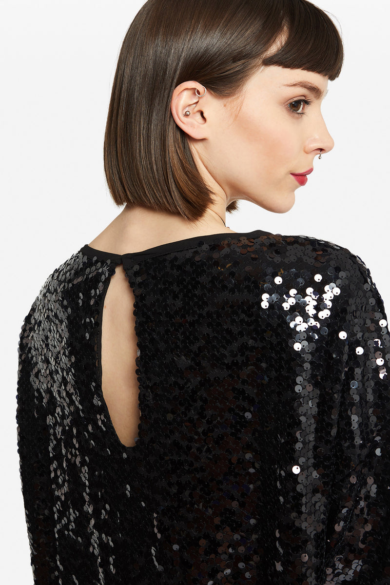 Ottodame Sequin Top