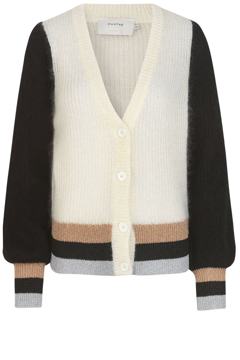 Elisabeth Colour Block Cardigan