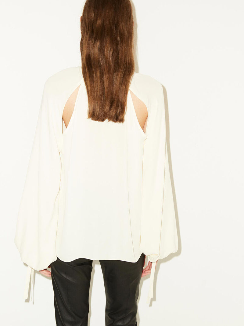 Henrya Cream Blouse