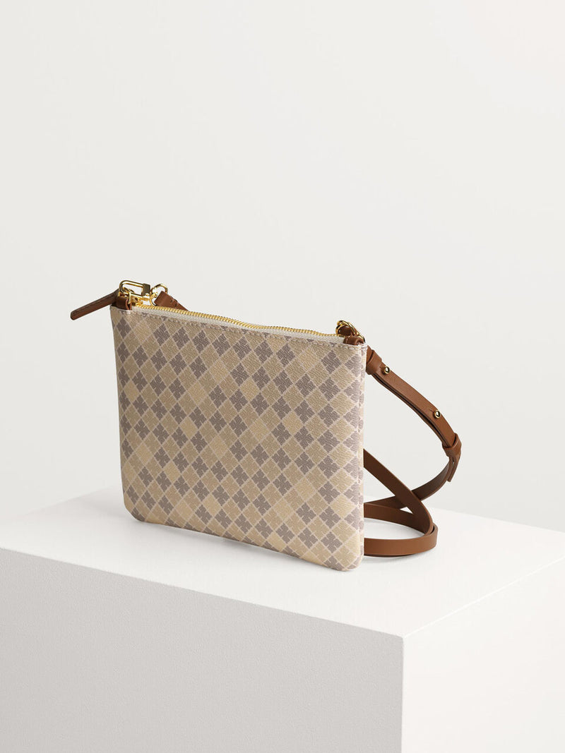 Ivy Mini Bag in Beige By Malene Birger